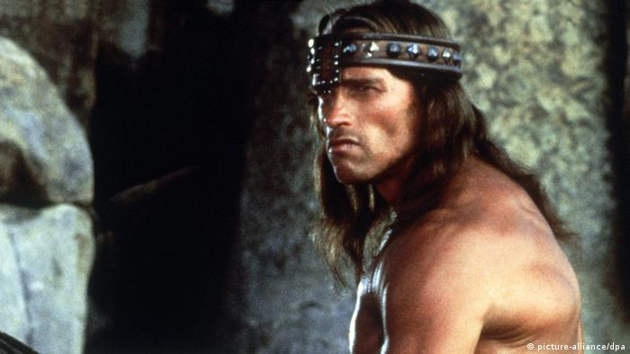 Arnold Schwarzenegger in Conan the Barbarian (picture-alliance/dpa)