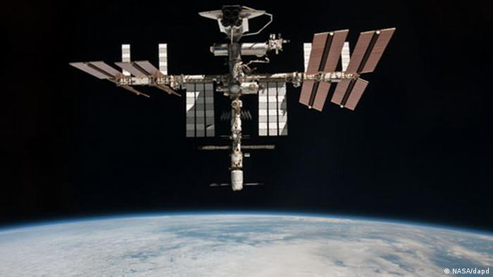 The International Space Station. (Photo: NASA/dapd)