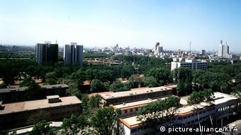 China Stadtansicht Zhengzhou Henan Provinz