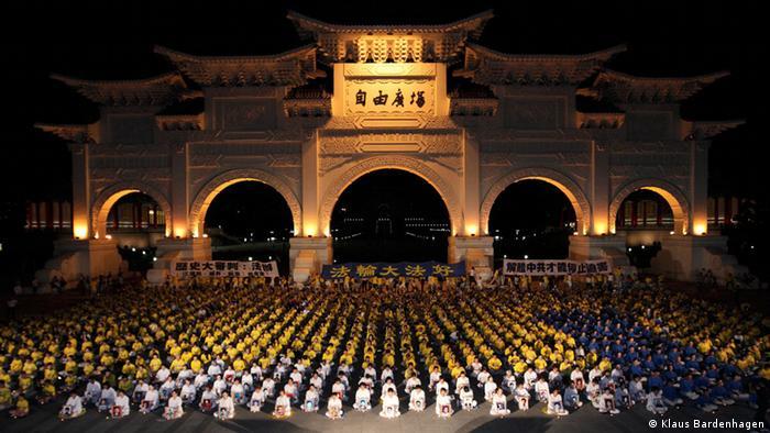 China Taipeh Falun Gong (Klaus Bardenhagen)