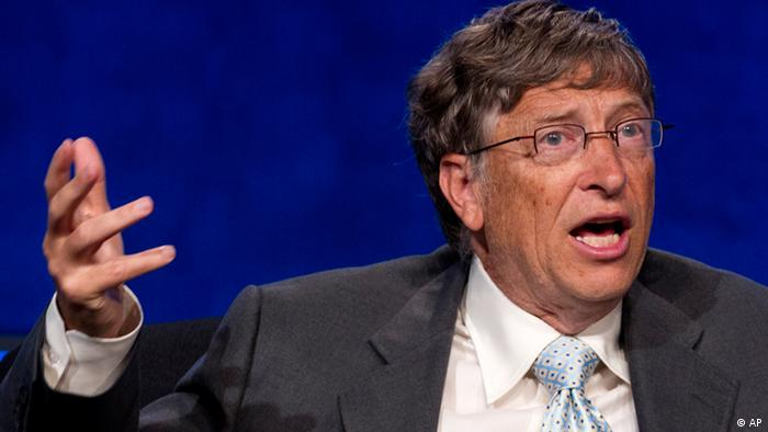 Bill Gates (Foto: AP)