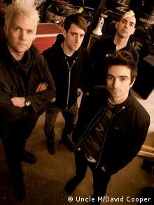 Музыканты группы Anti-Flag