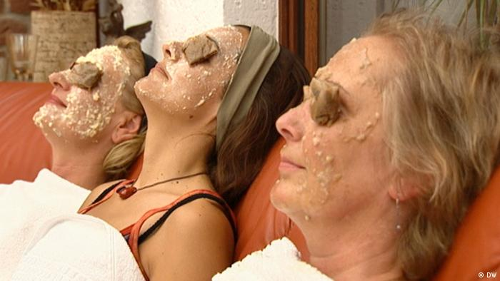 01.08.2012 DW Fit und Gesund Hautpflege