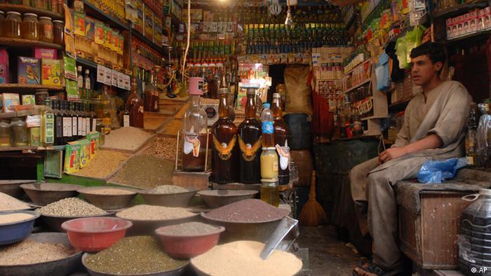 Afghanistan Lebensmittel