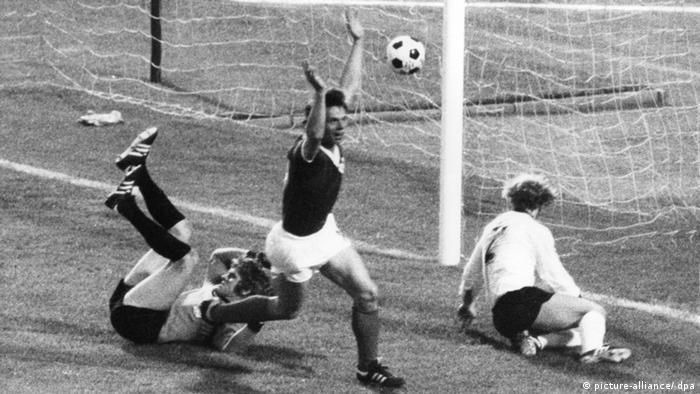 WM 1974: Sparwassers 1:0 gegen die BRD