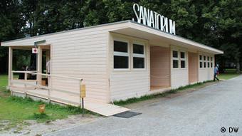 Ein Projekt des mexikanischen Künstlers Pedro Reyes: Sanatorium. (Foto: DW)