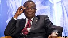 Ghana President John Atta Mills attends the Symposium on Global Agriculture and Food Security at the Chicago Council on Global Affairs, Friday, May 18, 2012