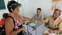 Wahlen in Libanon