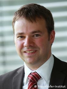 Florian Wild, Fraunhofer-Institut für Verfahrenstechnik und Verpackung (Foto: Fraunhofer)