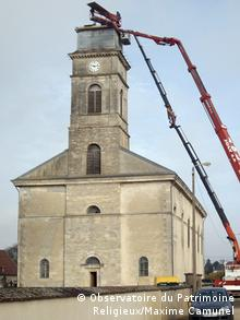Arc sur Tille in Bourgogne