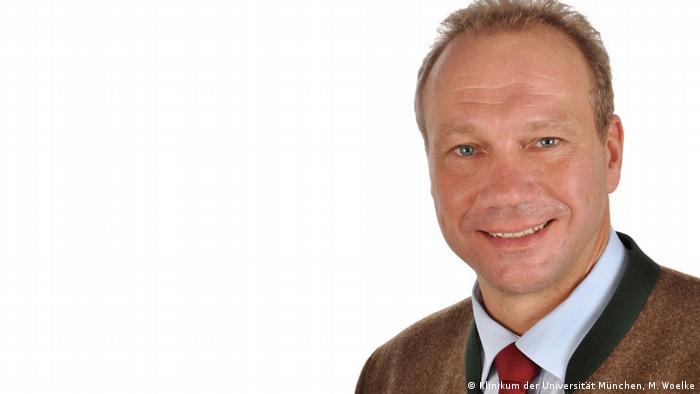 Maximilian Stehr, Facharzt für Kinderchirurgie an der Uniklinik München *** Pressebild, eingestellt im Juli 2012