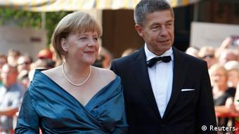 Меркель з чоловіком регулярно відвідують Байройт