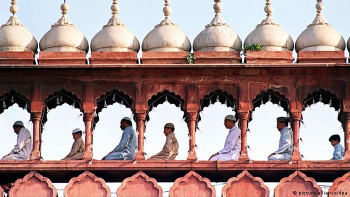 নতুন দিল্লির জামা মসজিদ