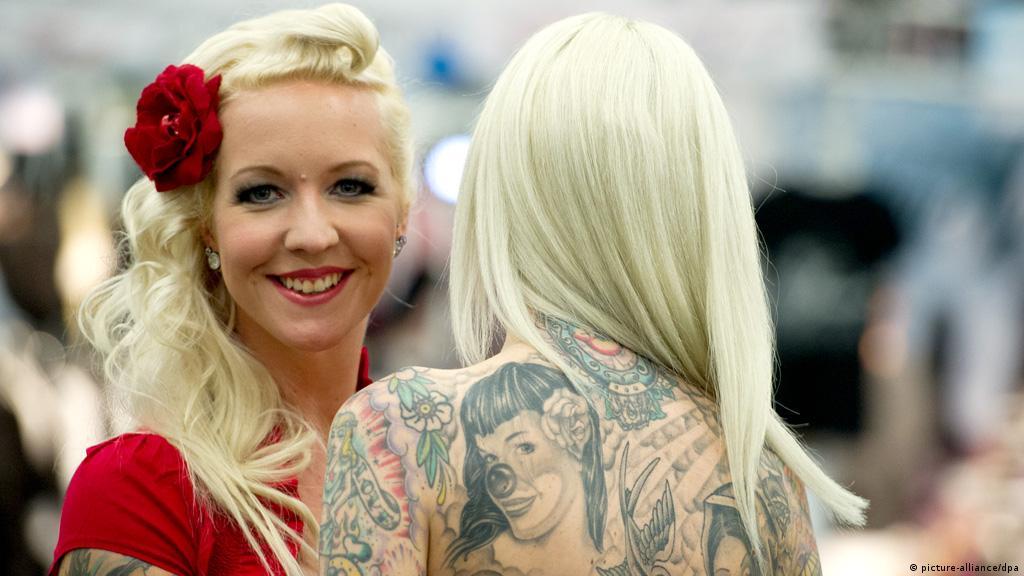 Tatuaż Co Robić Gdy Już Się Nie Podoba życie W Niemczech