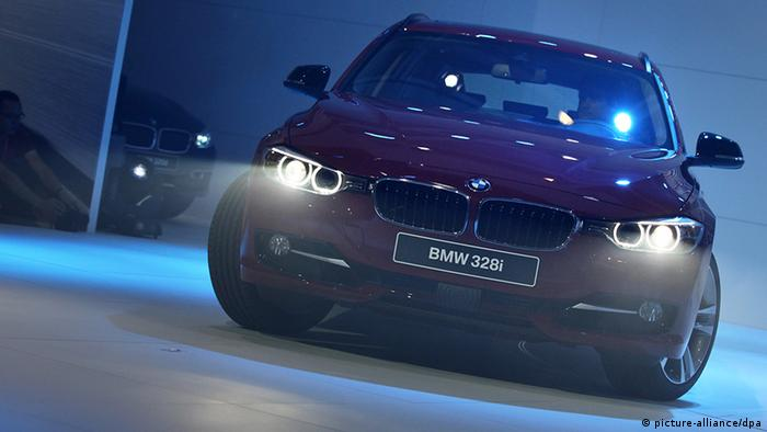 Третья серия BMW