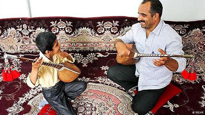 Bildergalerie Iran Land und Leute 2012 KW 30 Musik