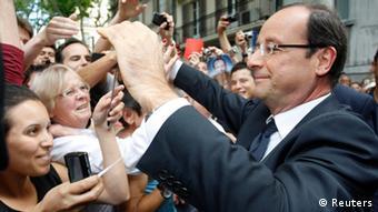 Preşedintele Franţei, Francois Hollande, a lansat ideea majorării impozitelor pentru cei bogaţi