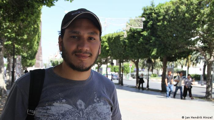 Wassim Ben Ayed in July 2012