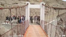 Brücke in Kundus Afghanistan. Copyright: DW/Mohammed Saber Yosofy Kundus, Juli, 2012