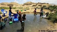 Armut in Angola Provinz Benguela