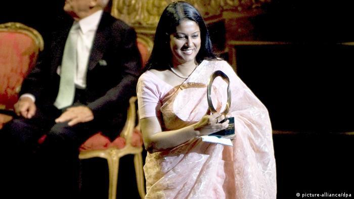 Syeda Rizwana Hasan Goldman Environmental Prize 2009