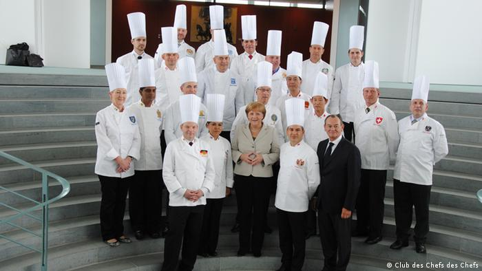 El Club Gastronomico Mas Exclusivo Del Mundo Audiorecetas Dw 26 07 2012