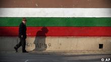 Symbolbild Wahl Bulgarien Mann