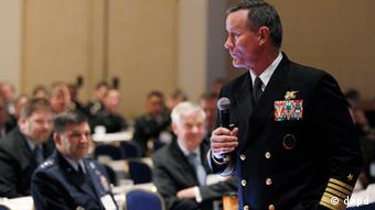William H. McRaven, head of Special Operations Command