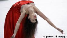 Deutschland Tanz Theater Tanzabend von Pina Bausch in Wuppertal