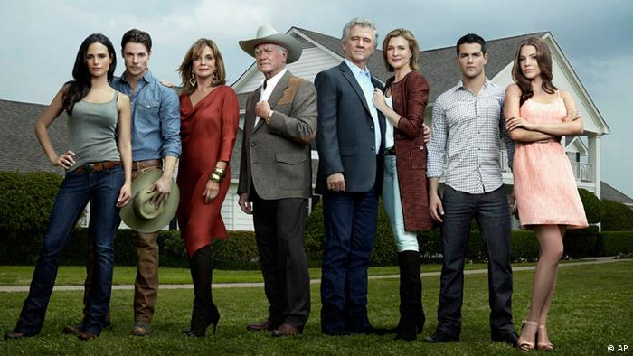 Dallas TV Serie neu