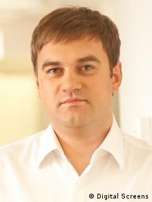 Євген Ковнір, Генеральний директор Діджитал скрінс