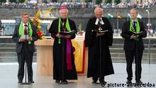 German church leaders Foto: Arno Burgi dpa/lsn/lby/lmv/lni/lno +++(c) dpa - Bildfunk+++