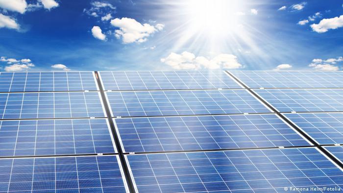 Solarzellen (Foto: Ramona Heim/Fotolia).