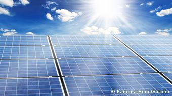 photovoltaic cells © Ramona Heim