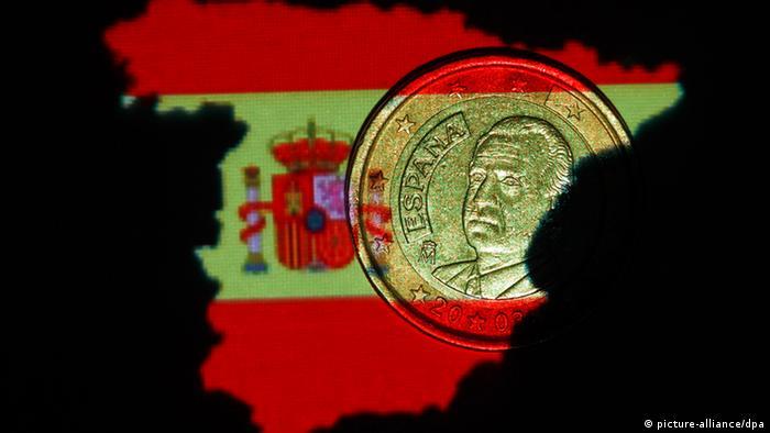 Spanien kurz vor EFSF-Antrag für Bankenhilfe