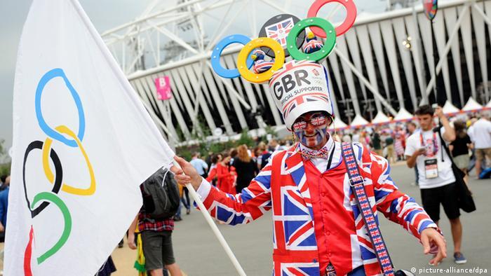 لندن در تب المپیک.