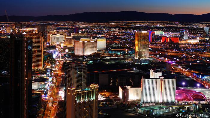 Las Vegas, maior cidade do estado de Nevada