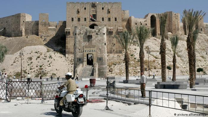 ARCHIVBILD 2007 aus Aleppo Syrien