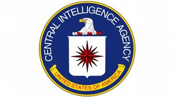 Central Intelligence Agency CIA Logo