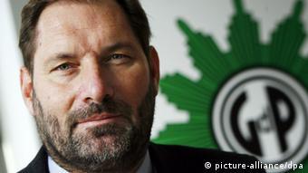 Jörg Radek, stellv. Bundesvorsitzender der GdP, Sektion Bundespolizei