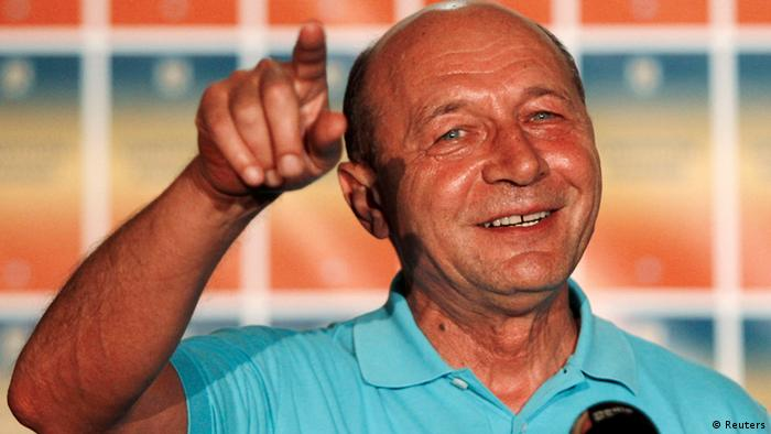 Preşedintele României, Traian Basescu
