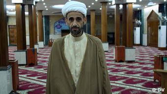 Polygamy in Iraq Sabah al.saidy, Cleric, Baghdad, Iraq. Place and, Date: Baghdad, Iraq, July, 30,2012. DW/Munaf Al-Saidy