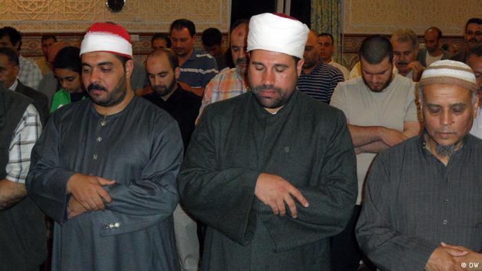 Azhar-Imame Deutschland 2012