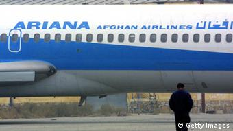 Afghanistan Ariana Afghan Airlines