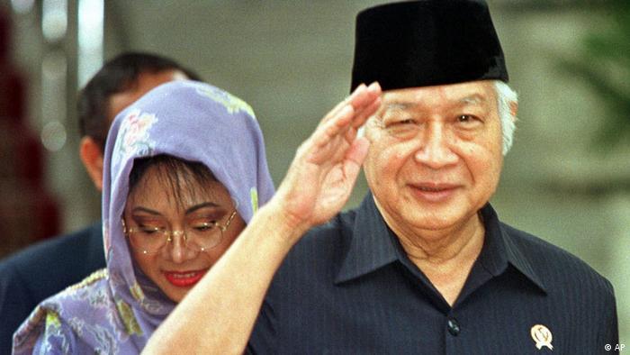 Ex Diktator Suharto ist tot (AP)