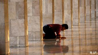 Moschee Indonesien Jakarta (AP)