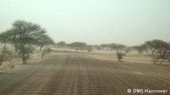 The effects of desertification in the Téra´region in Niger. Wer hat das Bild gemacht?: alle Jantje Hannover Wann wurde das Bild gemacht?: alle 25.4. - 29.4.2012