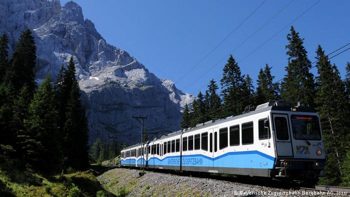 Bildergalerie Urlaub in den deutschen Alpen (Bayerische Zugspitzbahn Bergbahn AG, Jossi)