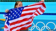 Olympia 2012 Schwimmen Frauen 100 Meter Rücken Missy Franklin USA
