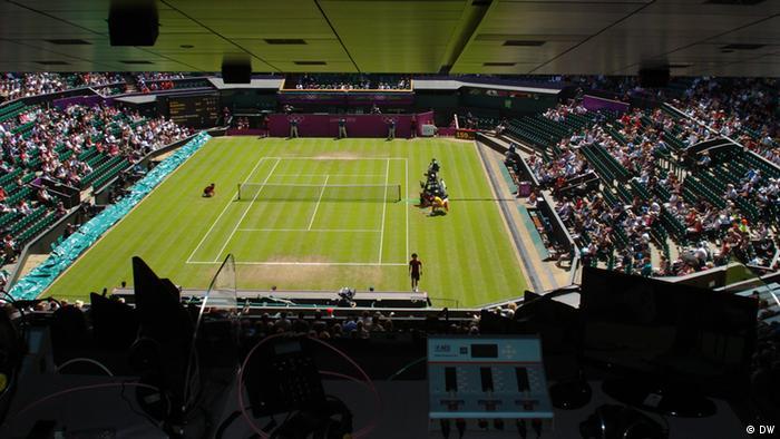 Tribine u Wimbledonu